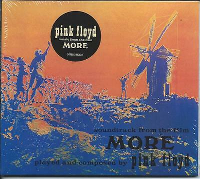 Pink Floyd - Music From The Film More (CD 2016) NEW/SEALED