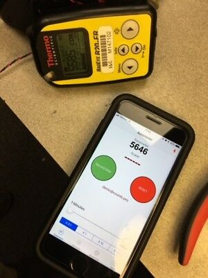 Counts.Pro Record/store/share/continuously log your Radiation Detector readings