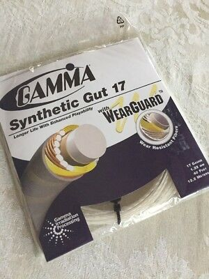 GAMMA SYNTHETIC GUT 16g (White or Blue) - $5 50 | PicClick