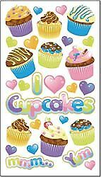 Party Goodies Glitter - Sticko Stickers