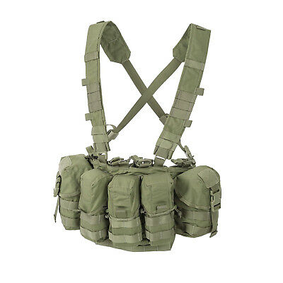 Helikon Tex Guardian Army Chest Rig Weste Vest OD Green oliv