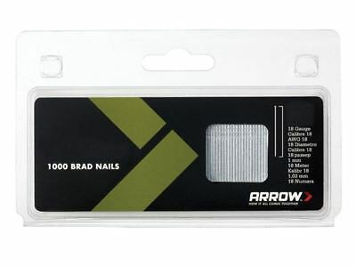 Arrow BN1832 Brad Nails 50mm 18g Pack 1000