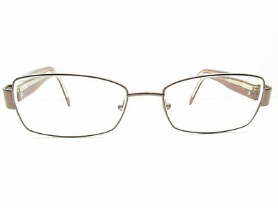 437804084602 Fendi F997 Burgundy Rectangular EYEGLASSES FRAMES 54-17-135 TV6 21804