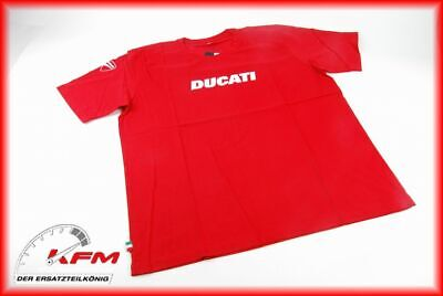 Original Ducati Performance Wear T-Shirt shirt Tshirt Ducatiana Größe XXL Neu