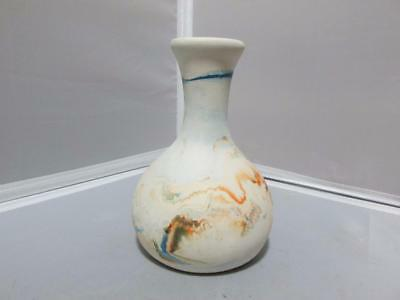 Vintage Nemadji Indian Pottery Vase