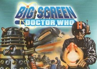 Doctor Who Big Screen  Base / Basic  Cards   001 To 100        Choose