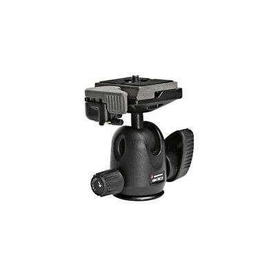 Manfrotto 494RC2 Head Sphere Mini W/RC2 with Attack Quick Black
