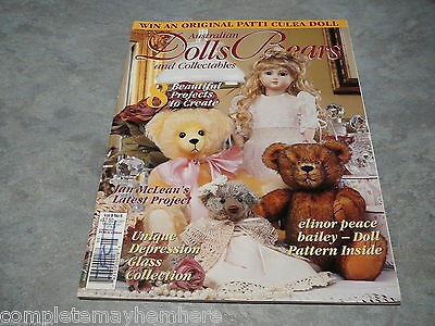 Australian Dolls, Bears and Collectables Vol. 9 No. 6 teddy bears