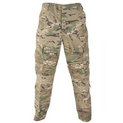 US Army Multicam FR ACU Defender OCP Hose Trousers Tarnhose USA LL Large Long
