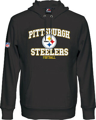 NFL Football PITTSBURGH STEELERS Hoody Kaputzenpullover Greatness hooded Sweater