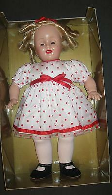 SHIRLEY TEMPLE LIMITED EDITION BRIGHT STAR HORSMAN DOLL w/ BOX