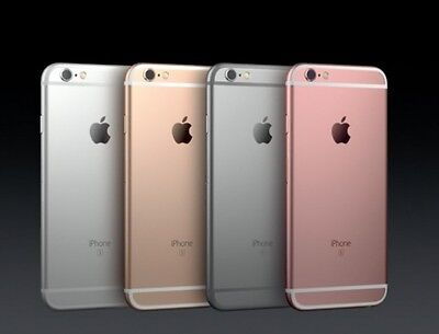 Apple iPhone 6s 16GB 64GB GSM AT&T ONLY Smartphone Cell Phone All Colors 6-S