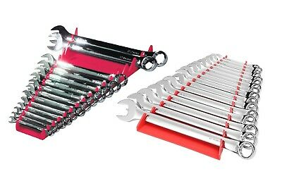 APT / Ernst 5060 RD + 5160 RD Wrench Organizer Tray Holds 32 Set -YES 1 Ea USA