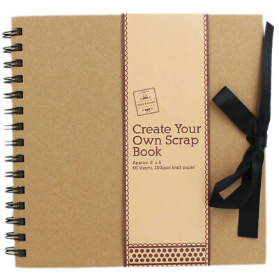 Create Your Own Scrapbook, We Love, Brand New