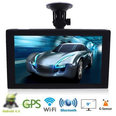 9 inch 16GB Android Car Auto GPS DVR Tablet Navigation System Bluetooth Player