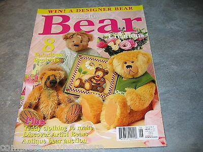 Australian Bear Creations Volume 10 Number 5 Collecting Making