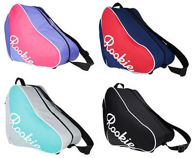 5811e2987b0 NEW ROOKIE LOGO Boot Bag For Ice Roller Hockey Unisex One Size Black ...