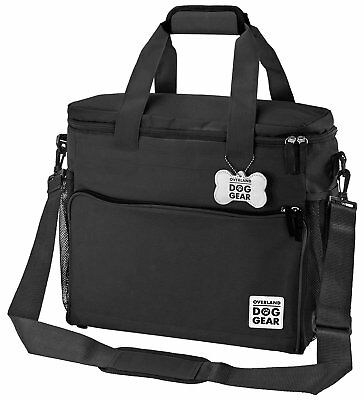 Overland Dog Gear Week Away Bag/ Day Away Bag for Dogs