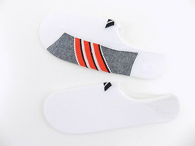 Clothing, Shoes, Accessories Adidas White 3-pairs Shoe Sz 6-12 Men Casual No Show Socks Sale C05 Socks