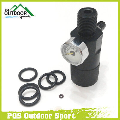 Ninja Pcp Airgun Fill Station For High Pressure Output