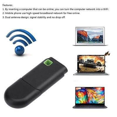 USB 300M WiFi Repeater Wireless Amplifier Network Router Expander Signal Booster