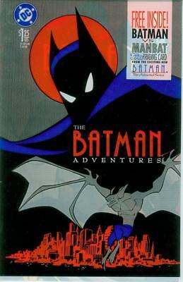 Batman Adventures # 7 (based on animated series, with trading card) (USA, 1993)