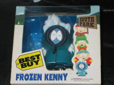 SOUTH PARK FROZEN KENNY - Best Buy EXCLUSIVE Toy Figure - NEW SEALED! 2008 Mezco