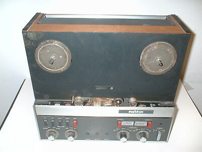 Vintage REVOX A-77 Stereo  Reel to Reel Tape Deck Recorder  #2