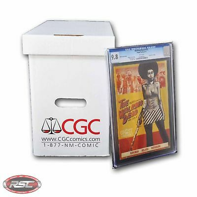CGC GRADED COMIC BOX By GERBER! Official Authorized! Lot of 3 Boxes!