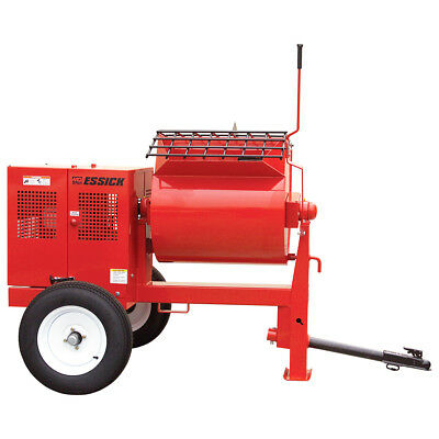 Multiquip WM70SH8C 7.0 Cubic-Foot V-Belt Gas Powered Plaster and Mortar Mixer
