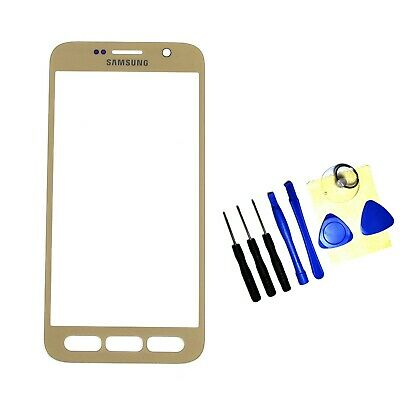 New Front Replacement Outer Glass Screen Lens for Samsung Galaxy S7 Active G891A