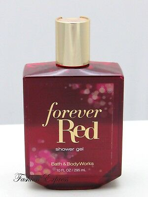Bath & Body Works FOREVER RED SHOWER GEL 10 FL OZ