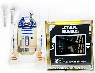 Star Wars Power of the Force Death Star Trash Compactor R2-D2 Action Figure POTF
