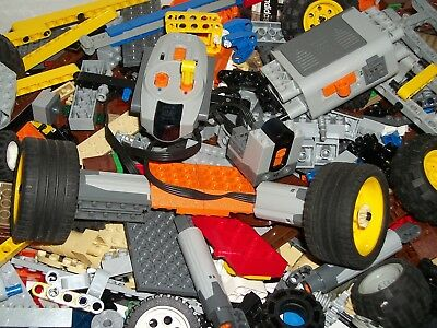 Mixed lot of 6 Pounds of Lego Parts & Pieces-0102