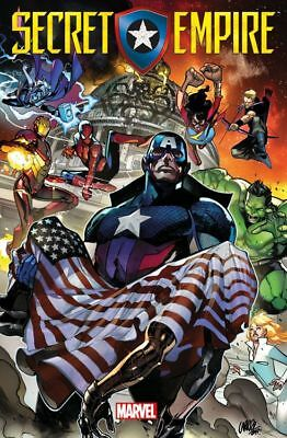 SECRET EMPIRE (2018) deutsch ab #1 + lim. Variant´s + Sonderbände MARVEL