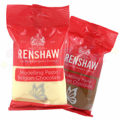 Renshaw - Professional Quality - Modelling Paste - Sugarcraft Cake Decoration