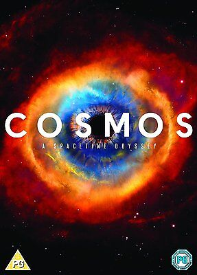 Cosmos (A Spacetime Odyssey) [New DVD]