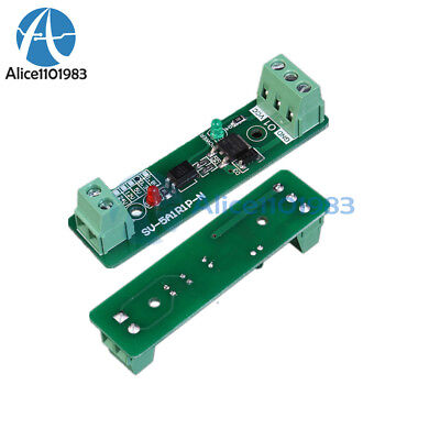 3.3V 1-Channel Relay Driver Module Photoelectric Isolation Input NPN/PNP