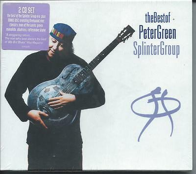 Peter Green Splinter Group - The Best Of [Greatest Hits] 2CD 2006 NEW/SEALED