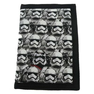 Wallet - New Official Star Wars Force Awakens Boys Kids Coin Pocket Money