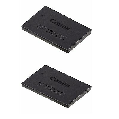 2X Canon LP-E17 Lithium-Ion Battery Pack 9967B002