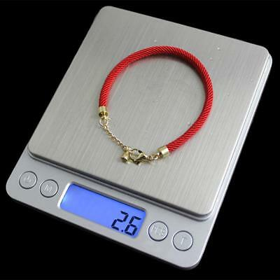 Compact Digital Kitchen Scale Diet Food Postal Mailing 15kg/33LB x 1g Electronic