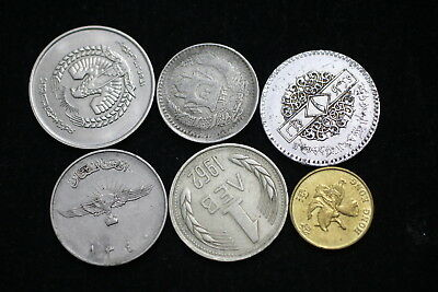 Afghanistan Coin Set Many In High Grade A76 N11