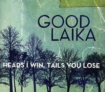 Good Laika - Heads I Win Tales You Lose [New CD]