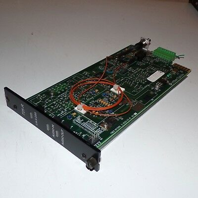 GE Security Fiber Options B725AR-RST1 Card