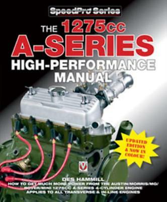 The 1275 A-Series Engine High Performance Manual Motor Book Tuning Techniques