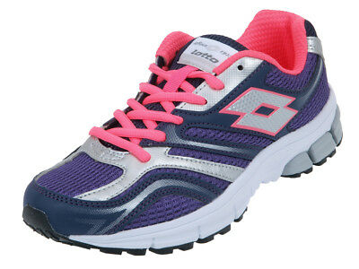 Chaussures running Lotto Zenith running w fonce Violet 43663 - Neuf