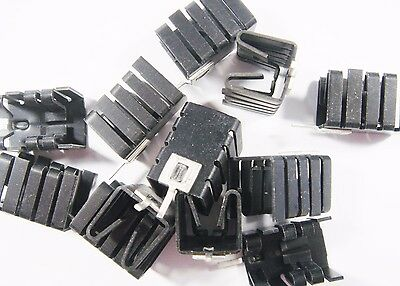 50 x TO220 Cooling Element with Pen An Underside 18, 7x13x12,8mm 25K/W #2K21#