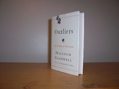 Outliers: The Story of Success  (Hardback  1st ed  2008 9780316017923