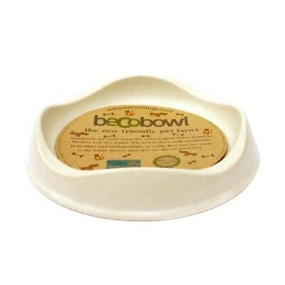 Beco Pets Becobowl Pet Bowl For Cats, Natural - Friendly Cat Cats Food